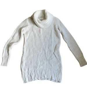 Two Hearts - small maternity sweater